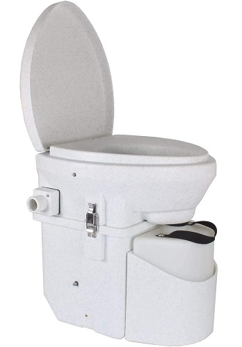 Natures Head Self Contained Composting Toilet