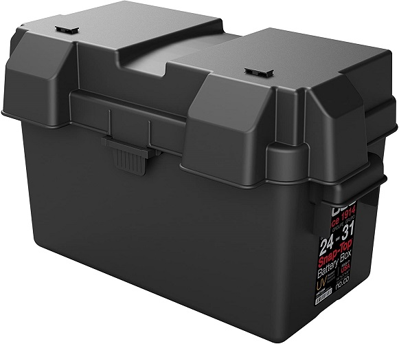 Noco Snap-Top Battery Box for RV