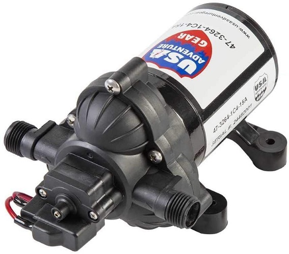 Progear RV Replacement Water Pump
