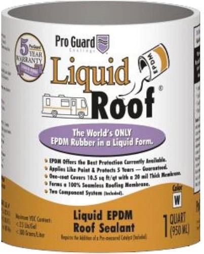 Proguard Liquid RV Roof Coating