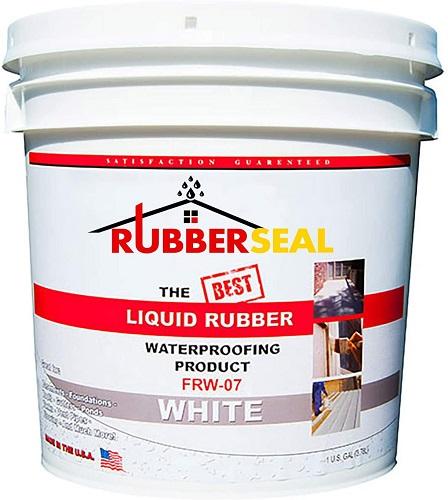 Rubberseal Liquid Rubber Roof Waterproofing