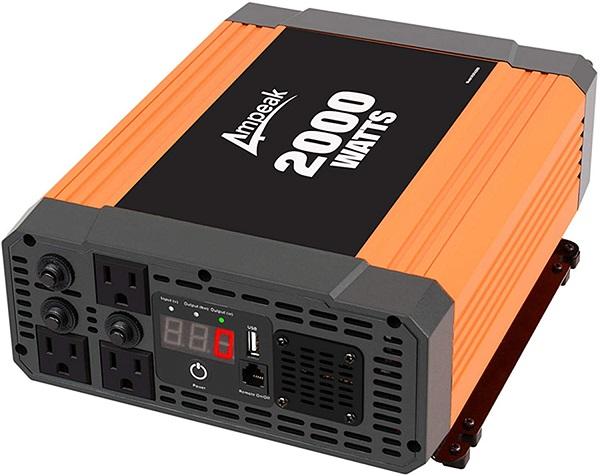 Ampeak DC AC Power Inverter