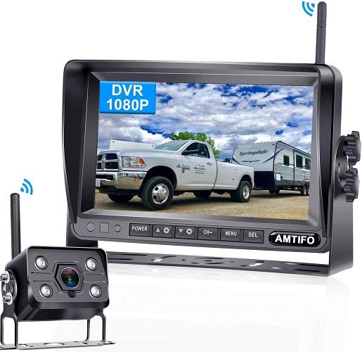 Amtifo Digital RV Backup Camera