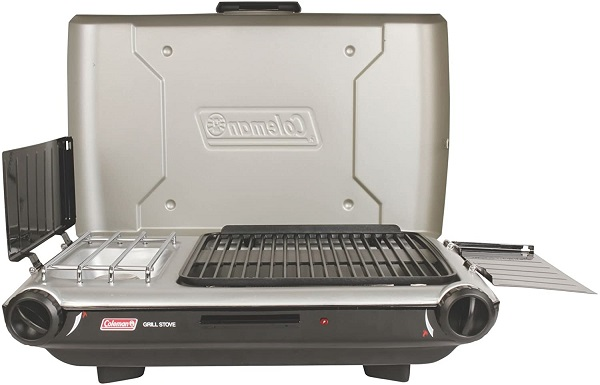 Coleman Camping Tabletop Gas Grill