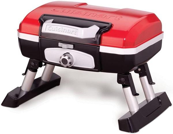 Cuisinart Portable Propane Tabletop Gas Grill
