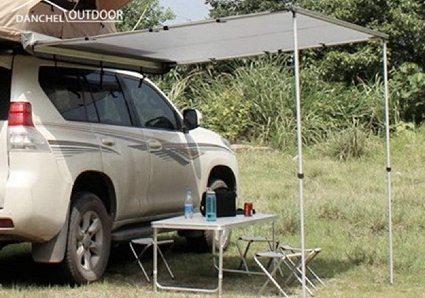 Danchel Outdoor Retractable Camper Awning