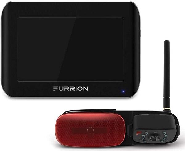 Furrion Vision Night Vision RV Camera