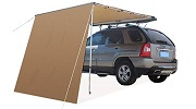 Offroading Gear Roof Rack Awning Small
