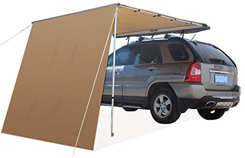 Offroading Gear Roof Rack Awning