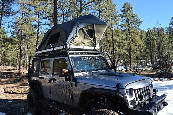 Raptor Series Truck SUV Rooftop Tent