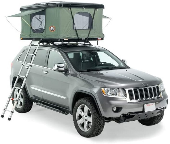 Tepui Rooftop Tent Cargo Box