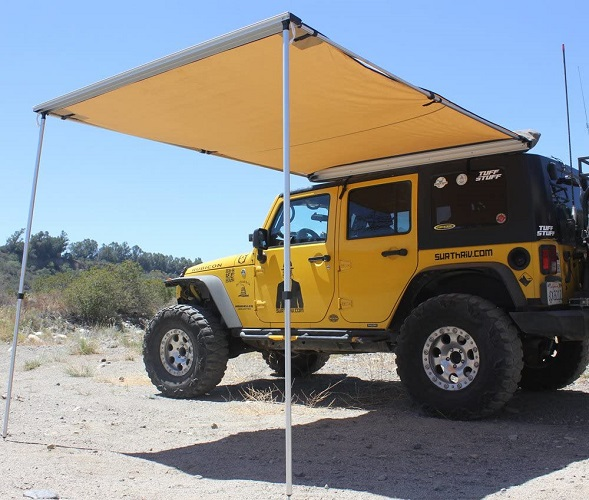 Tuff Stuff Rooftop Pop-Up Awning
