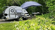 Versatility Awning for RVing Small