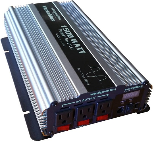 Vertamax Pure Sine Wave Inverter