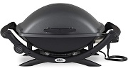 Weber Q2400 Electric Grill Small