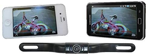 Wifi iPhone Backup Camera