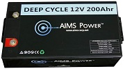 Aims Power Lithium Battery Small