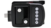 AP Products Electric Travel Trailer Lock Small