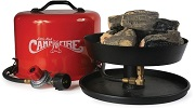 Camco Little Red Tabletop Fire Bowl Small