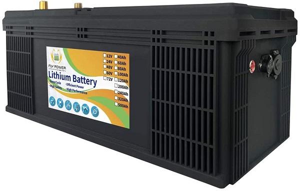 Flypower Lifepo4 RV Battery
