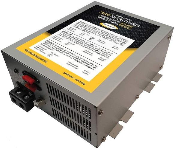 Go Power Converter Battery Charger
