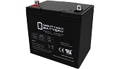 Mighty Max RV Deep Cycle Battery Small