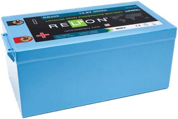Relion Lithium Battery