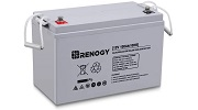 Renogy Deep Cycle Battery for RV Small