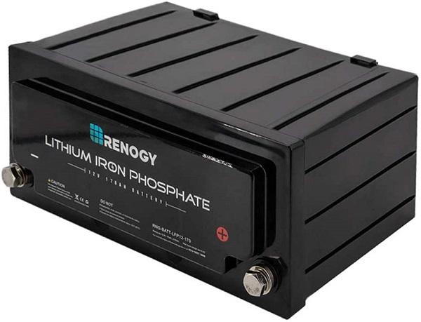 Renogy Lithium Iron Phosphate Battery