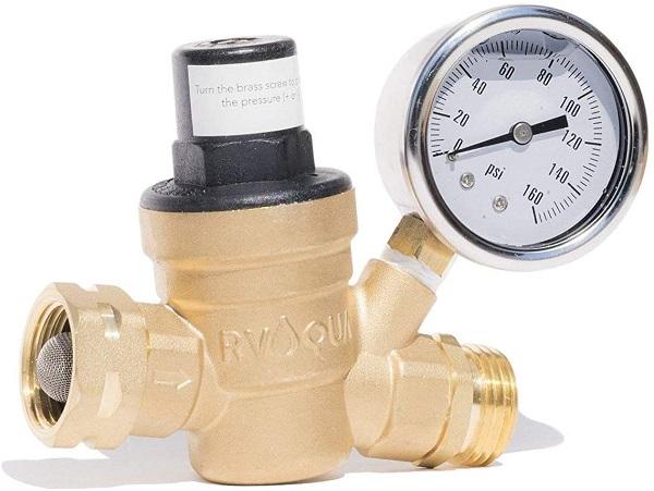 RV Aqua Water Pressure Regulator for RV