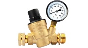 RV Guard Water Pressure Regulator Valve Small