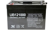 Universal Power Deep Cycle Battery Small