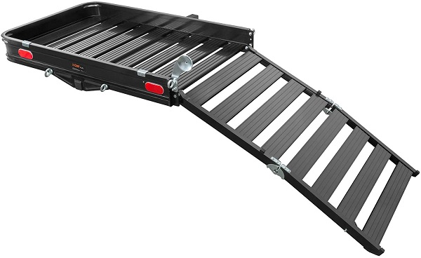 Curt Aluminum Hitch Cargo Carrier