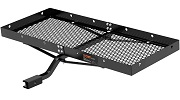 Curt Tray Hitch Cargo Carrier Small