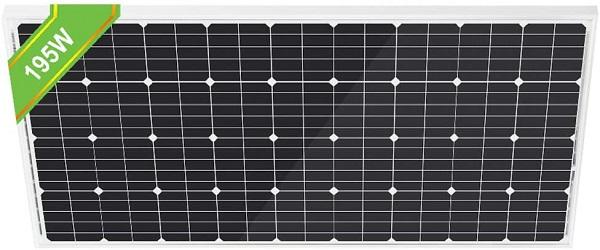 Eco Worthy Off Grid Solar Panel Module