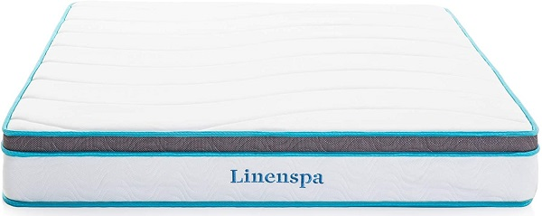 Linenspa Memory Foam RV Queen