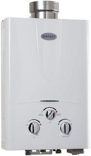 Marey Power Propane Gas Tankless Heater