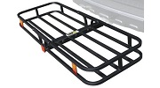 Maxxhaul Hitch Mount Compact Cargo Carrier Small