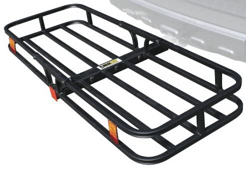 Maxxhaul Hitch Mount Compact Cargo Carrier