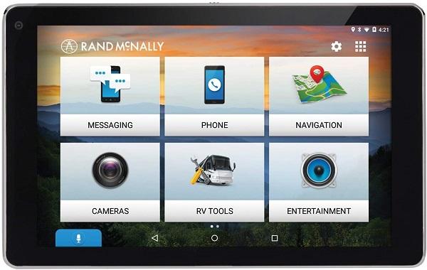 Rand McNally RV GPS Device