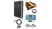 Windy Nation Solar Panel Kit Small