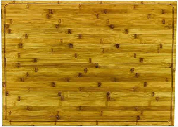 Bamboo Stove Top Work Surface