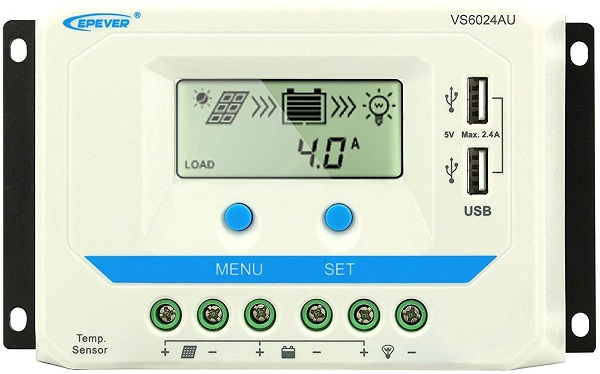 Epever LCD Display Solar Charge Controller