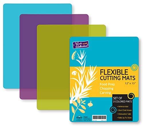 Flexible Plastic Cutting Board