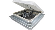 Hengs Universal RV Camper Roof Vent Small