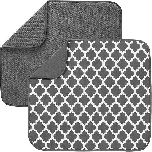 Mircofiber Dish Drying Mat