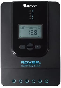 Renogy Rover Auto Solar Charge Controller