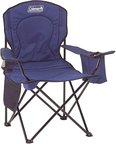 Coleman Camping Chair with Can Cooler