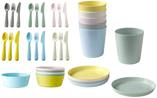 Ikea 36 Piece Dinnerware Set