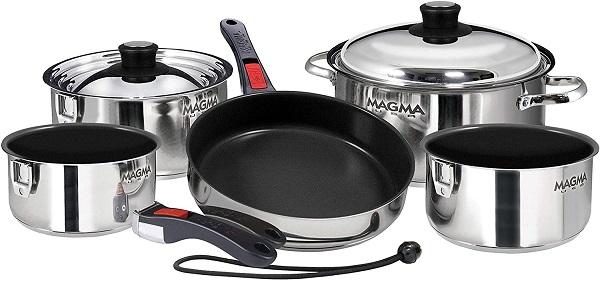 Magma Non-Stick RV Cookware